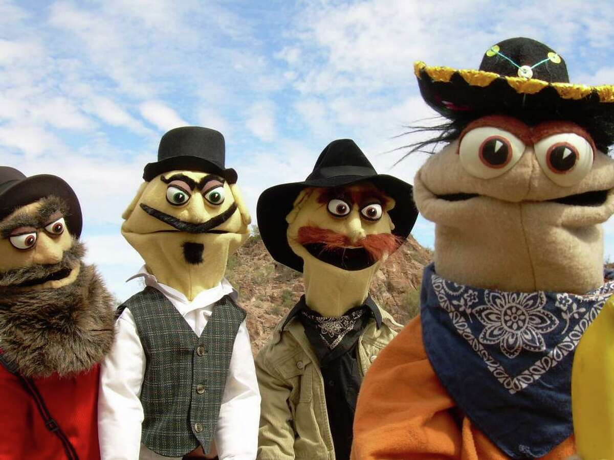 The Frogtown Mountain Puppeteers'