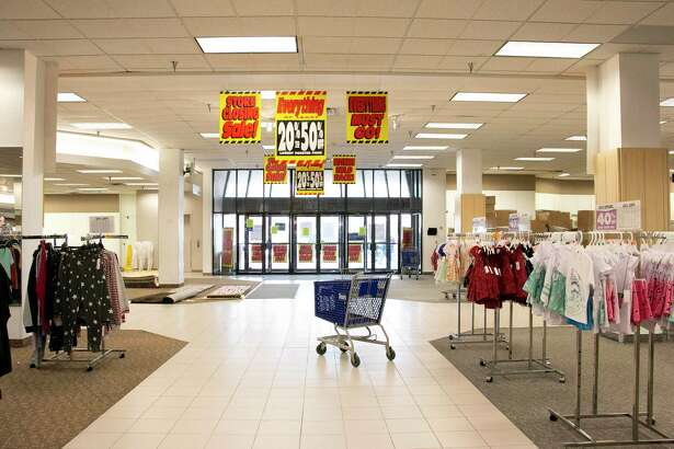 The city of Humble receives a large majority of its revenue from sales tax, just under 43 percent of the total. Pictured: The Sears anchor store in Deerbrook Mall that closed April 11 nearly one and a half years after the company filed for bankruptcy in October 2018.
