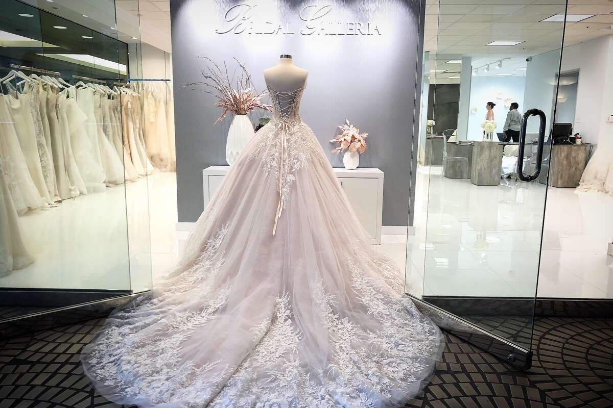 San Francisco's Bridal Galleria and its sister store, Off The Rack Bride, are both dealing with issues due to coronavirus.