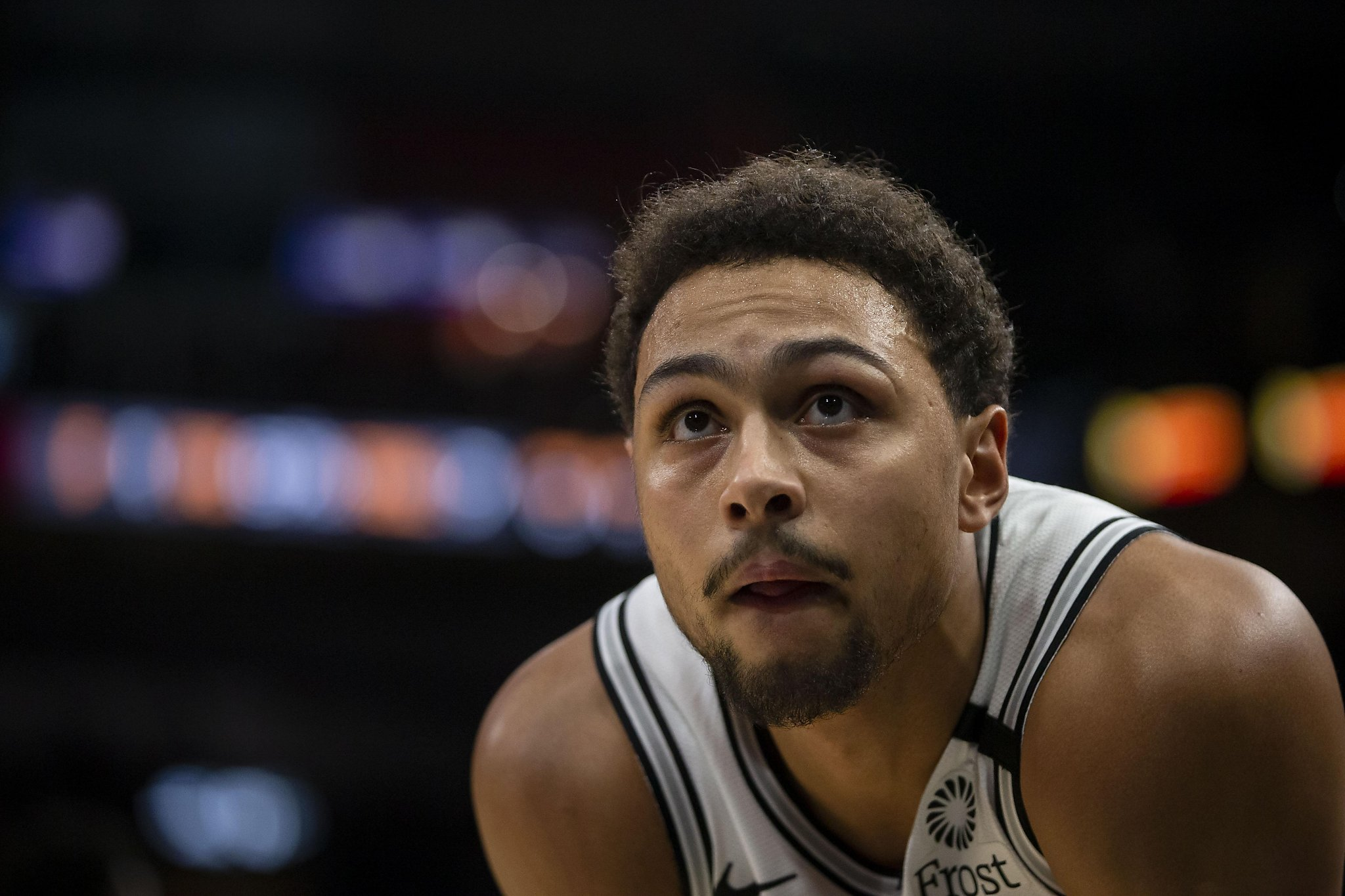 Teammate: 'Flame thrower' Bryn Forbes excited about return to AT&T Center