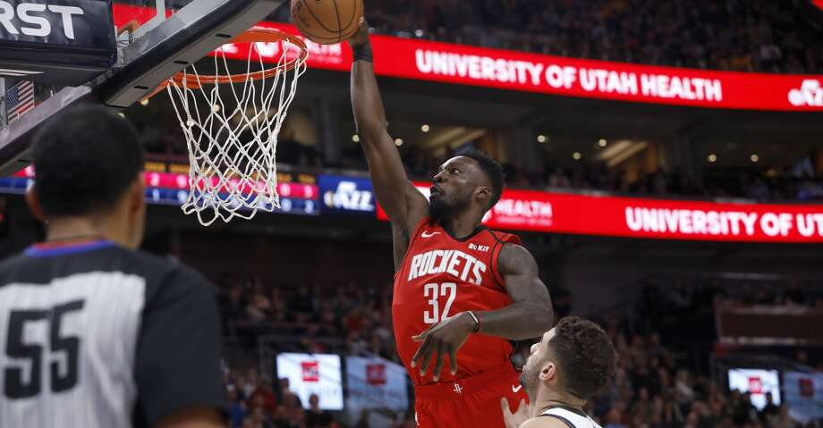 PHOTOS: Rockets game-by-game Houston Rockets' Jeff Green (32) attempts a layup as Utah Jazz's Georges Niang looks on in the first half during an NBA basketball game Saturday, Feb. 22, 2020, in Salt Lake City. (AP Photo/Kim Raff) Browse through the photos to see how the Rockets have fared in each game this season. Photo: Kim Raff/Associated Press