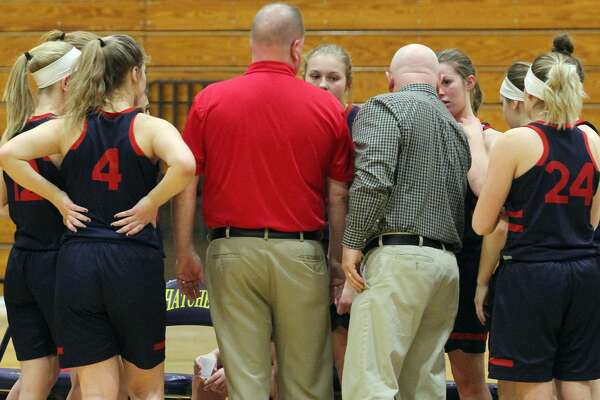 The USA girls basketball team capped off its regular season with a 57-29 loss to Bay City Central on the road Thursday night. USA's three-game winning streak was also broken in the process.