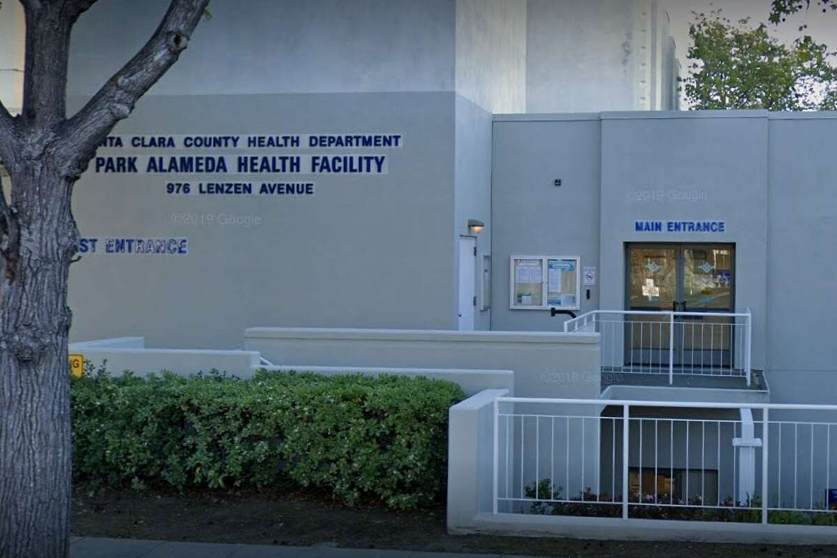 A file photo of the County of Santa Clara Public Health Department.