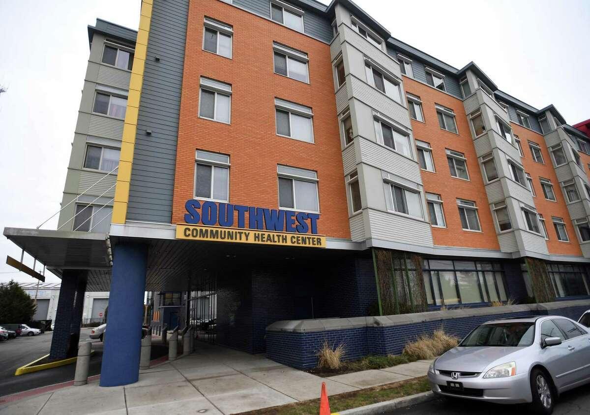 The Southwest Community Health Center, 46 Albion Street in Bridgeport, Conn. on Wednesday, February 26, 2020.