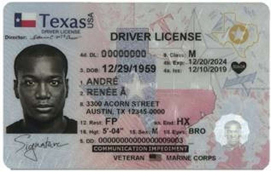 The Texas Department of Public Safety started issuing new driver licenses. Photo: Texas DPS/Courtesy Photo