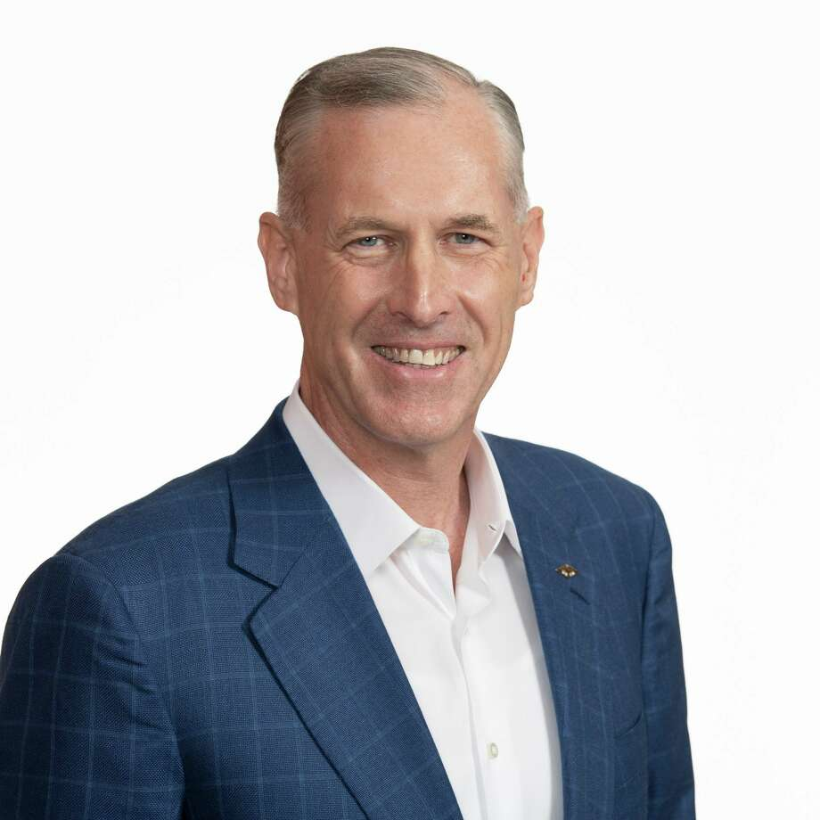 Jim Fitterling 58, is the chief executive officer of Dow, a global materials science company headquartered here in Midland. (Photo provided) / Dow Chemical Company