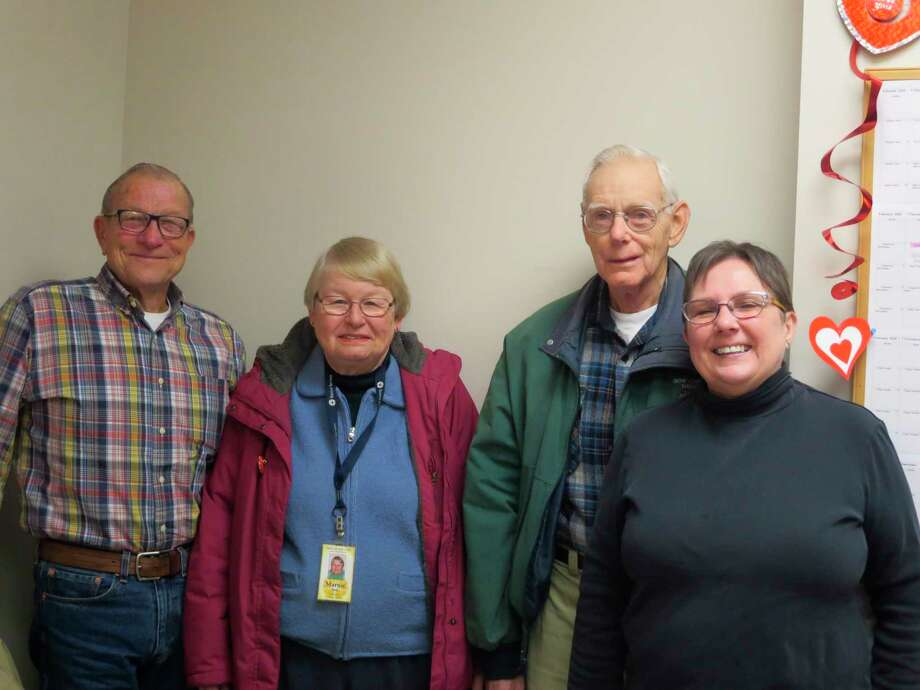 Senior Services has nominated all of its Meals on Wheels drivers as Volunteers of the Month for March. (Photo provided)