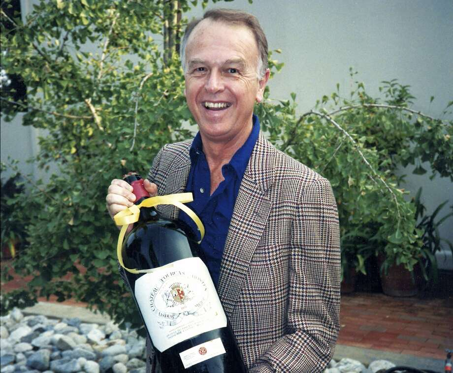 This circa 1985 photo provided by Esme Gibson shows Joe Coulombe, the founder of the Trader Joe's market chain, at his home in Pasadena, Calif. Coulombe, the man who created Trader Joe's markets with a vision that college-educated but poorly paid young people would buy healthy foods if they could only afford them, has died. Coulombe's family says he died Friday, Feb. 28, 2020 at age 89. He opened the first of his quirky, nautically themed markets in Pasadena, California, in 1967. He stocked it with granola, organic foods and other items he bought directly from suppliers to hold prices down. Trader Joe's now has more than 500 stores in over 40 states. Photo: Esme Gibson 1985