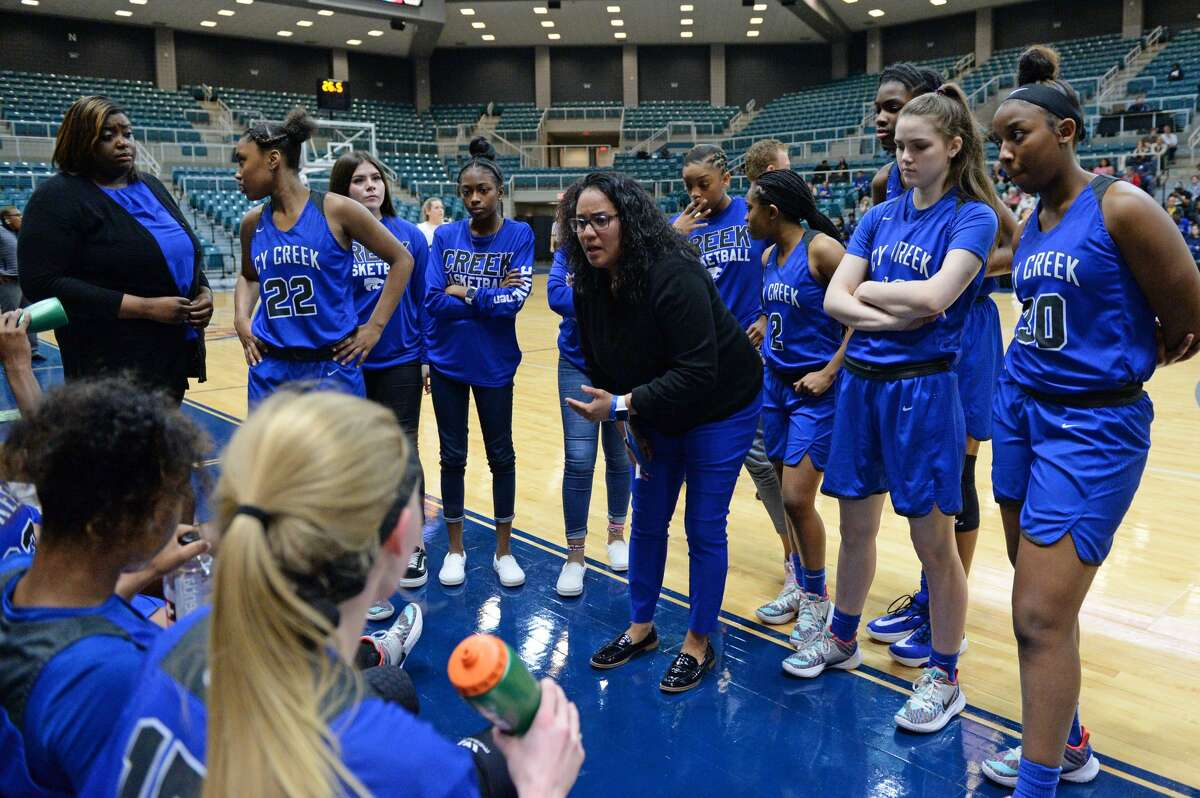 Coach of the Year Jennifer Alexander, Cypress CreekA 41-1 record speaks for itself. The Lady Cougars were Houston's best team from start to finish under Alexander in 2019-2020 and should continue a similar pace next season.