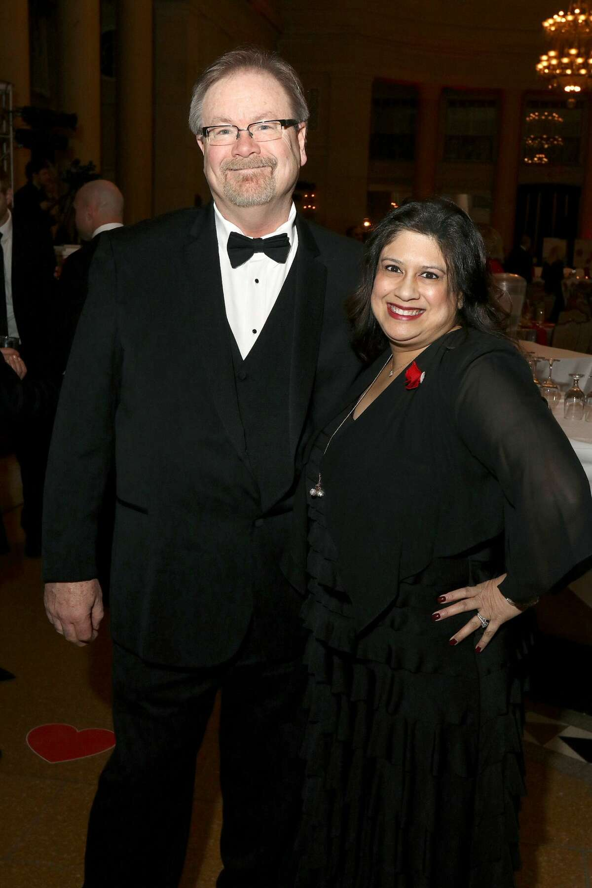 Were you Seen at the 37th Annual Capital Region Heart Ball honoring Dr. Eric Spooner, to benefit the American Heart Association, at the Hall of Springs in Saratoga Springs on Saturday, February 29, 2020?