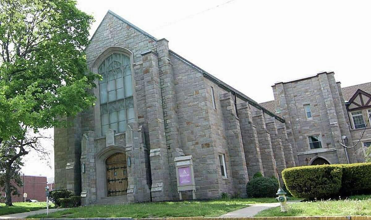 The World Mission Society Church of God on Church Street in Middletown