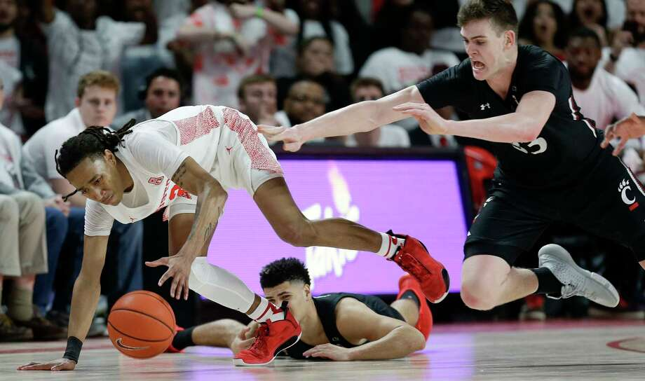 Guard Caleb Mills and the Cougars appear to be in good shape for the program's third straight NCAA Tournament appearance. Photo: Eric Christian Smith, Contributor / Houston Chronicle