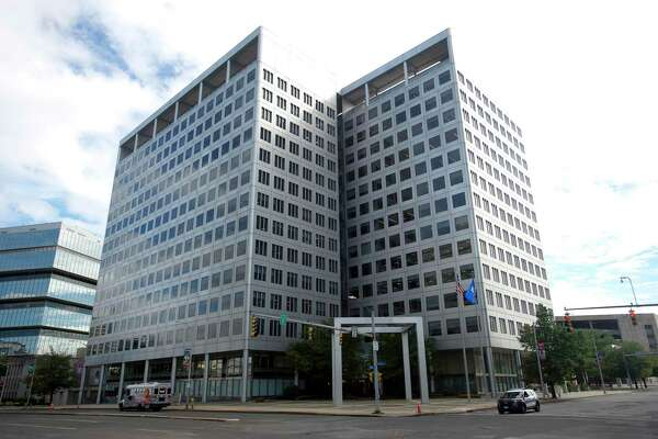 Charter Communications is headquartered at 400 Atlantic St. in downtown Stamford, Conn.