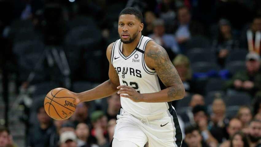 Rudy Gay 2019-2020 salary:$14.5 million NBArank:88 Spurs rank: 3