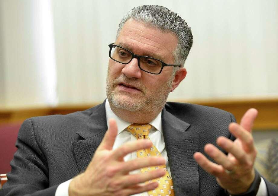 Chief State's Attorney Richard Colangelo Photo: Matthew Brown / Hearst Connecticut Media / Stamford Advocate