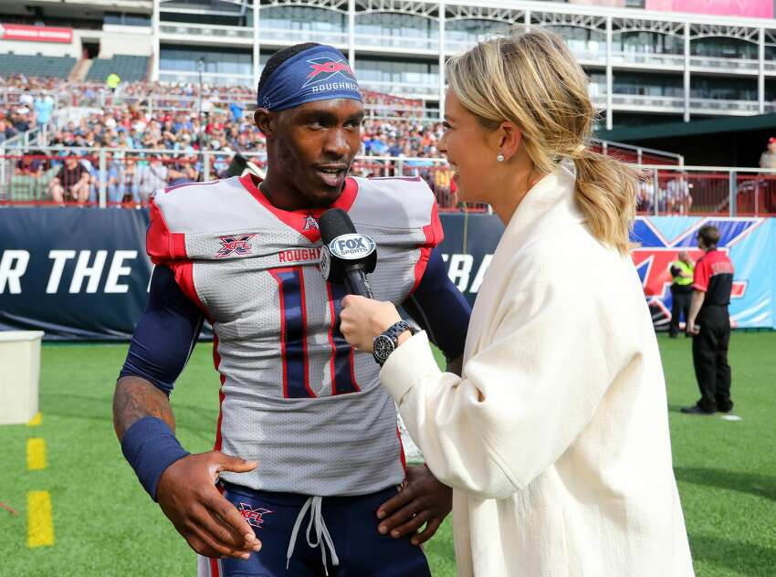 P.J. Walker, QB, Houston RoughnecksWalker is the first XFL player to sign an NFL deal, signing with the Carolina Panthers on Monday. Walker led the Roughnecks to a 5-0 record and threw 15 touchdowns with four interceptions.