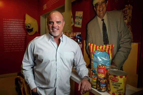 Tony Liberto is CEO of Ricos Products, the food company started in San Antonio that has ushered in an era of concession food snacks synonymous with packed stadiums and shows. In the mid-1970s, the company began selling the first concession nachos, at a Texas Rangers game.
