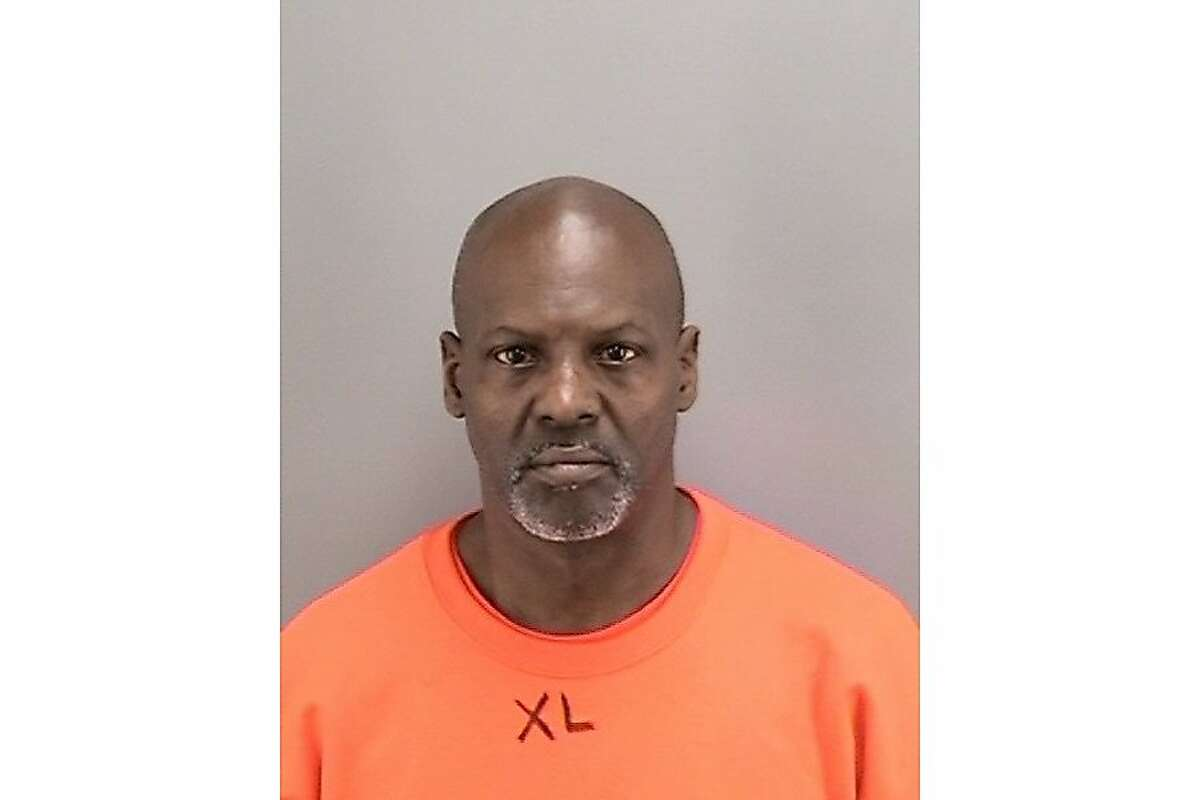 Jonathan Amerson surrendered to authorities Sunday in connection to the robbing and mocking of a man collecting cans in the Bayview.