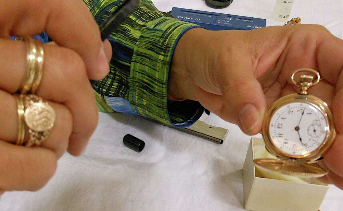 Jewelry Appraisal and Consignment by Rago Arts is on March 8 from 11 a.m. to 4 p.m. at the Weston Historical Society, 104 Weston Road, Weston. For more information, visit westonhistoricalsociety.org.