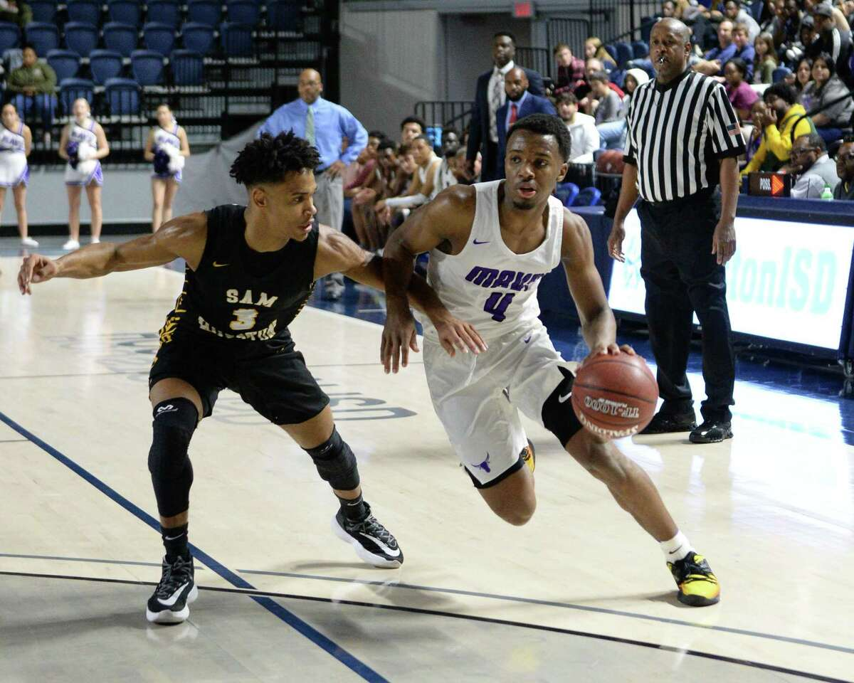 Player of the Year LJ Cryer, Morton Ranch, Sr.