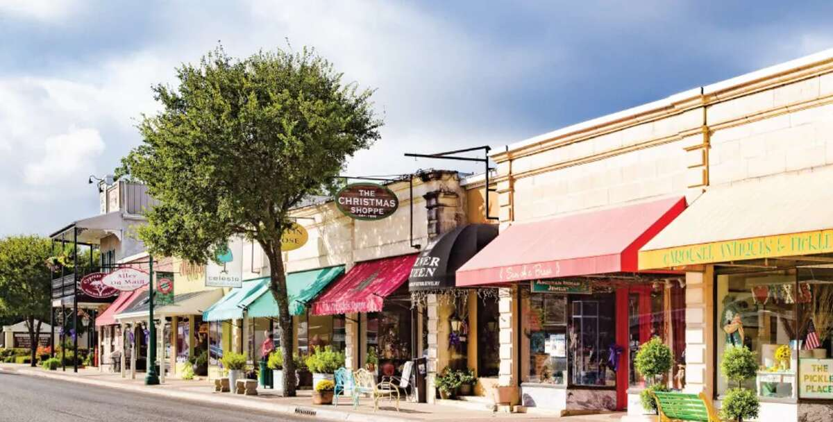 The quaint city where you can hear church bells ringing on a Sunday afternoon, is about 30 miles northwest of downtown San Antonio in Kendall County.