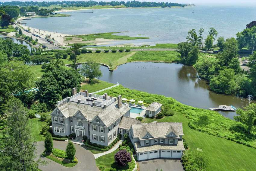 5 Hedley Farms Road, Westport Listed: $12,900,000 (sold) Rooms: 20