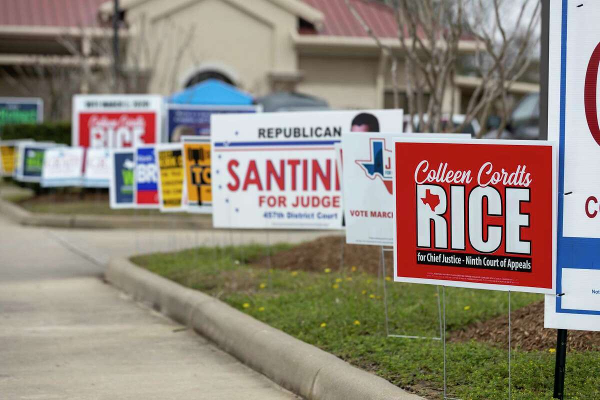 Early voting in the Republican primary didn't outpace 2016 numbers with 35,930 voters casting ballots during the two-week period which ended Friday.