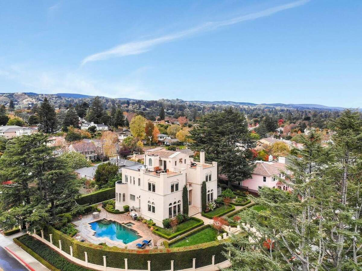 Italian castle right here in the Bay Area listed for $5.2 million