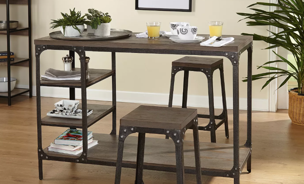 Find The Right Small Kitchen Table For