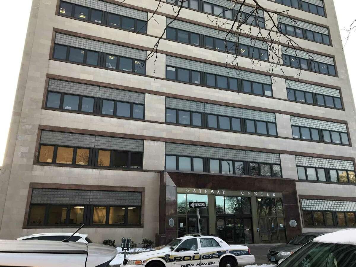 The New Haven Public Schools Gateway Center.