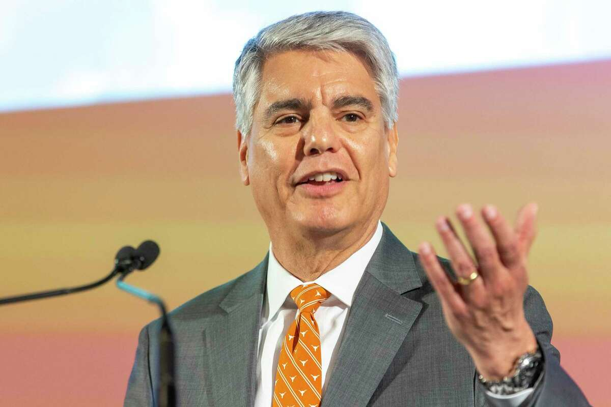 UT Austin President Gregory L. Fenves will step down from his position in June to become the president of Emory University in Atlanta.