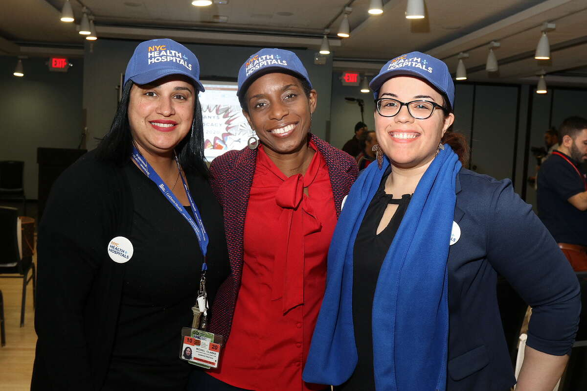 Were you Seen at theCommunity Health CareAssociation of New York State Advocacy DayIn the Empire State Plaza Convention Center Meeting Rooms on Monday, March 2, 2020?