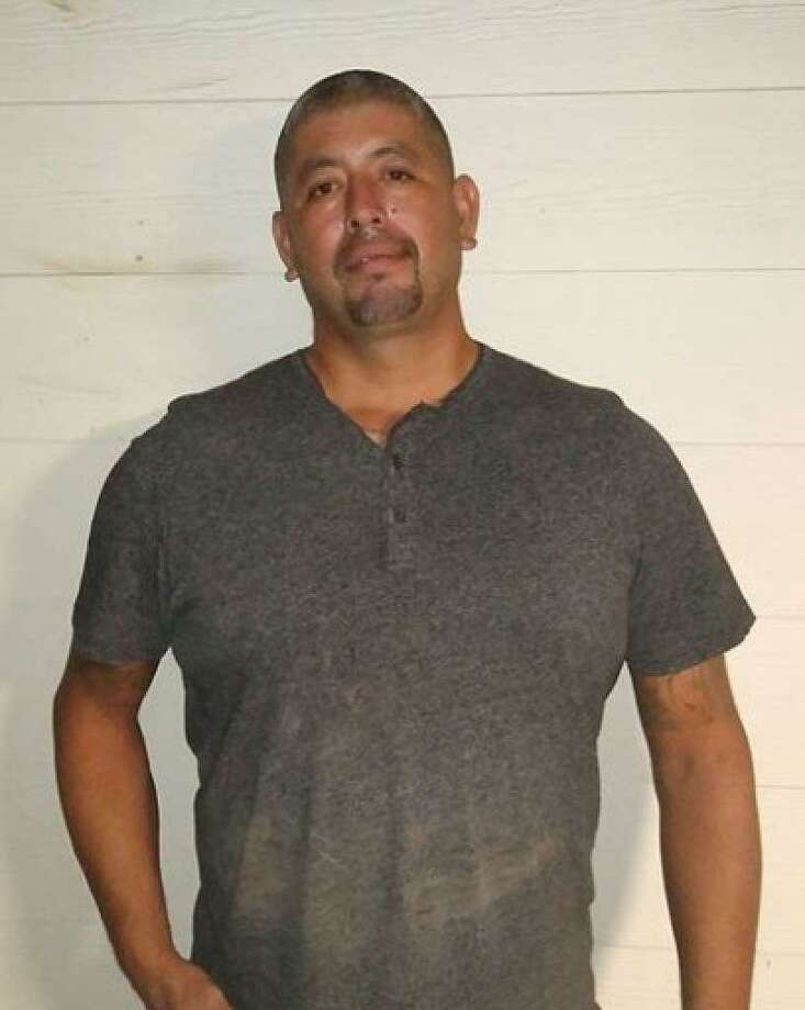 Andrew Munoz, 42, was found dead in a wooded area not far from the scene of a South Side Subway, where a woman was found shot. Photo: San Antonio Police Department