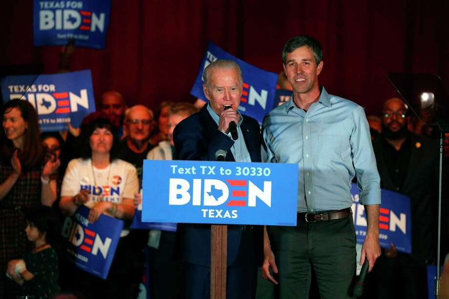 Joe Biden edged out Bernie Sanders in a tight Texas race. Biden also won 8 other Super Tuesday primaries. Photo: Richard W. Rodriguez, AP / Copyright 2020 The Associated Press. All rights reserved.