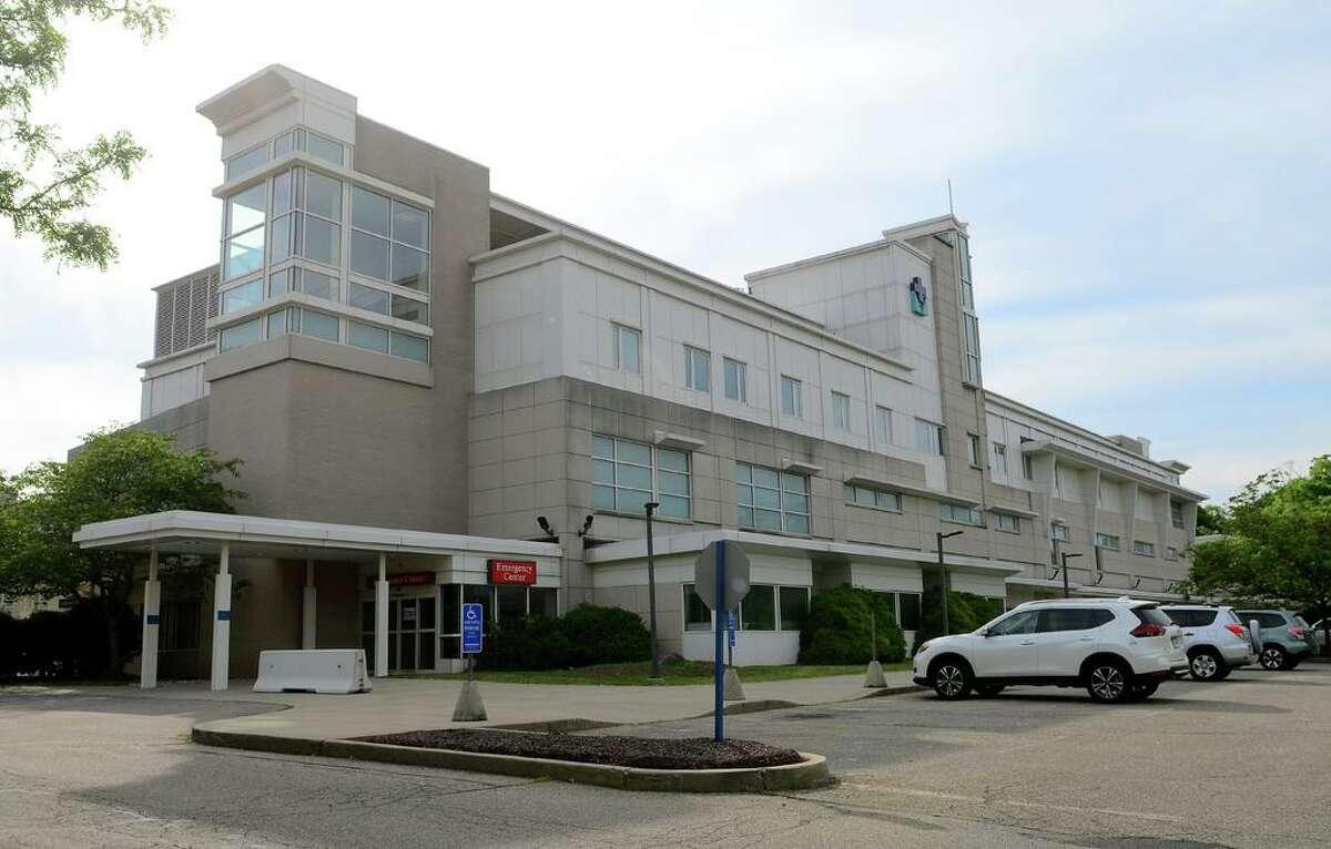 Milford Hospital in Milford, Conn., in 2019.