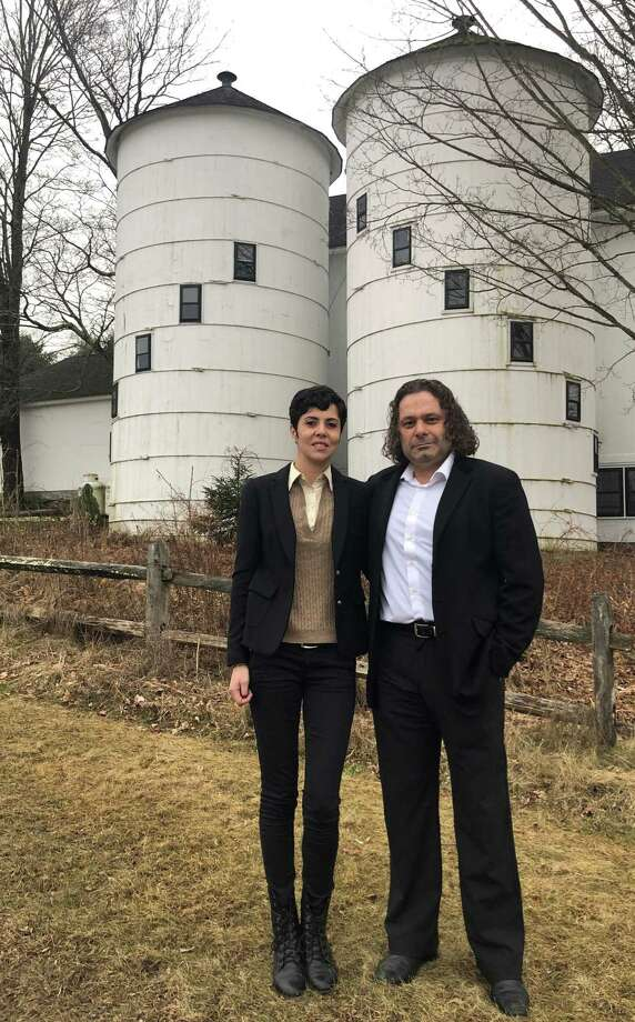 Spectrum/ Alessandro Piovezahn and his wife, Daniele, have purchased the Hunt Hill Farm property at 44 Upland Road in the Northville section of New Milford. The property was previously owned by the late Skitch and Ruth Henderson. The couple is opening The Henderson Center for Excellence for Youth Empowerment at The Silo. March 2020. Photo: Deborah Rose, Hearst Connecticut Media / The News-Times  / Spectrum