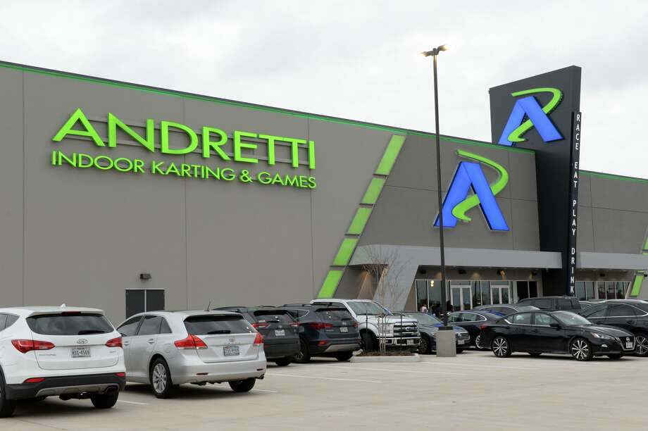 Andretti Indoor Karting & Games, Katy, TX on Monday, March 2, 2020. Photo: Craig Moseley/Staff Photographer