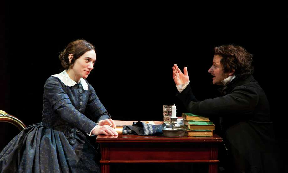 """Jane Eyre"" runs through March 14 at the Hartford Stage. Photo: Contributed Photo /"