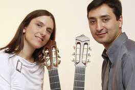 Argentine guitar duo Saldaña and Bravo will perform on March 14 at 8 p.m. at the Milford Arts Council, 40 Railroad Avenue, Milford. Tickets are $20. For more information, visit milfordarts.org.