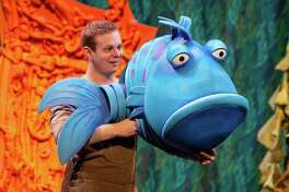 The Pout Pout Fish will be staged on March 15 at 1 and 4 p.m. at the Westport Country Playhouse, 25 Powers Court, Westport. Tickets are $20. For more information, visit westportplayhouse.org.