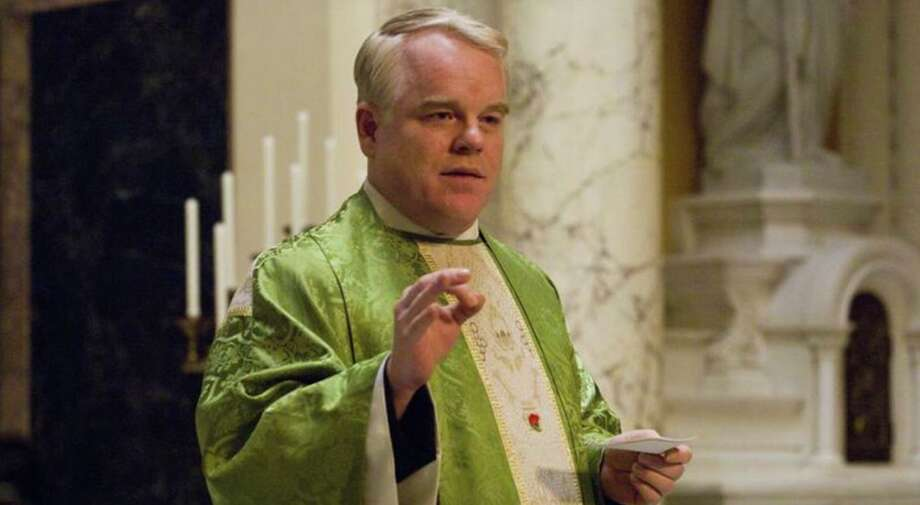 """Philip Seymour Hoffman starred in """"Doubt."""" Photo: Miramax Films/ Contributed Photo"""