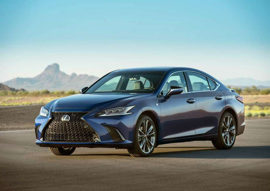 The Lexus blends big-car functionality with personal-luxury performance, and does it exceptionally well. Photo: Lexus Pressroom / Contributed Photo / Dewhurst Photography