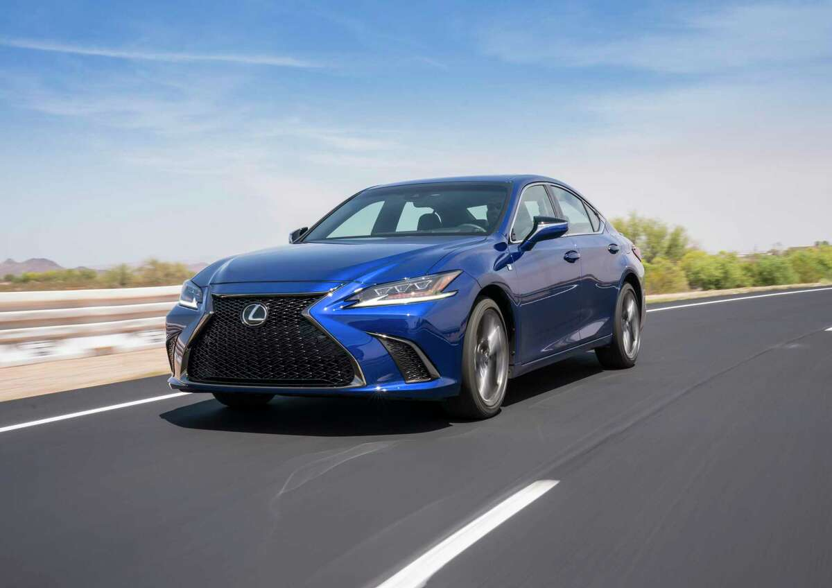 The Lexus blends big-car functionality with personal-luxury performance, and does it exceptionally well.