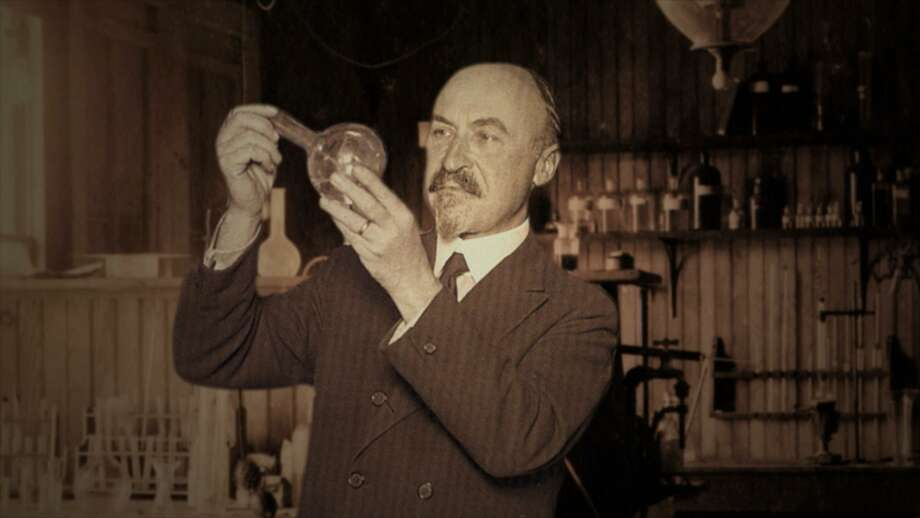 "There will be a free screening of ""All Things Bakelite: The Age of Plastic,"" the story of the ""Father of Modern Plastic,"" Leo Hendrik Baekeland (1863-1944), at Stamford's Avon Theatre on March 28. Photo: Avon Theatre / Contributed Photo"