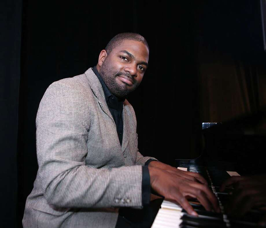 Phillip K. Jones II is scheduled to perform from 2 p.m. to 3 p.m. at an upcoming Market Street Jazz Festival on March 21. A native of Cleveland, Ohio, he grew up playing at his church and in his school's gospel choir before attending the Oberlin Conservatory of Music. Photo: Courtesy Photo