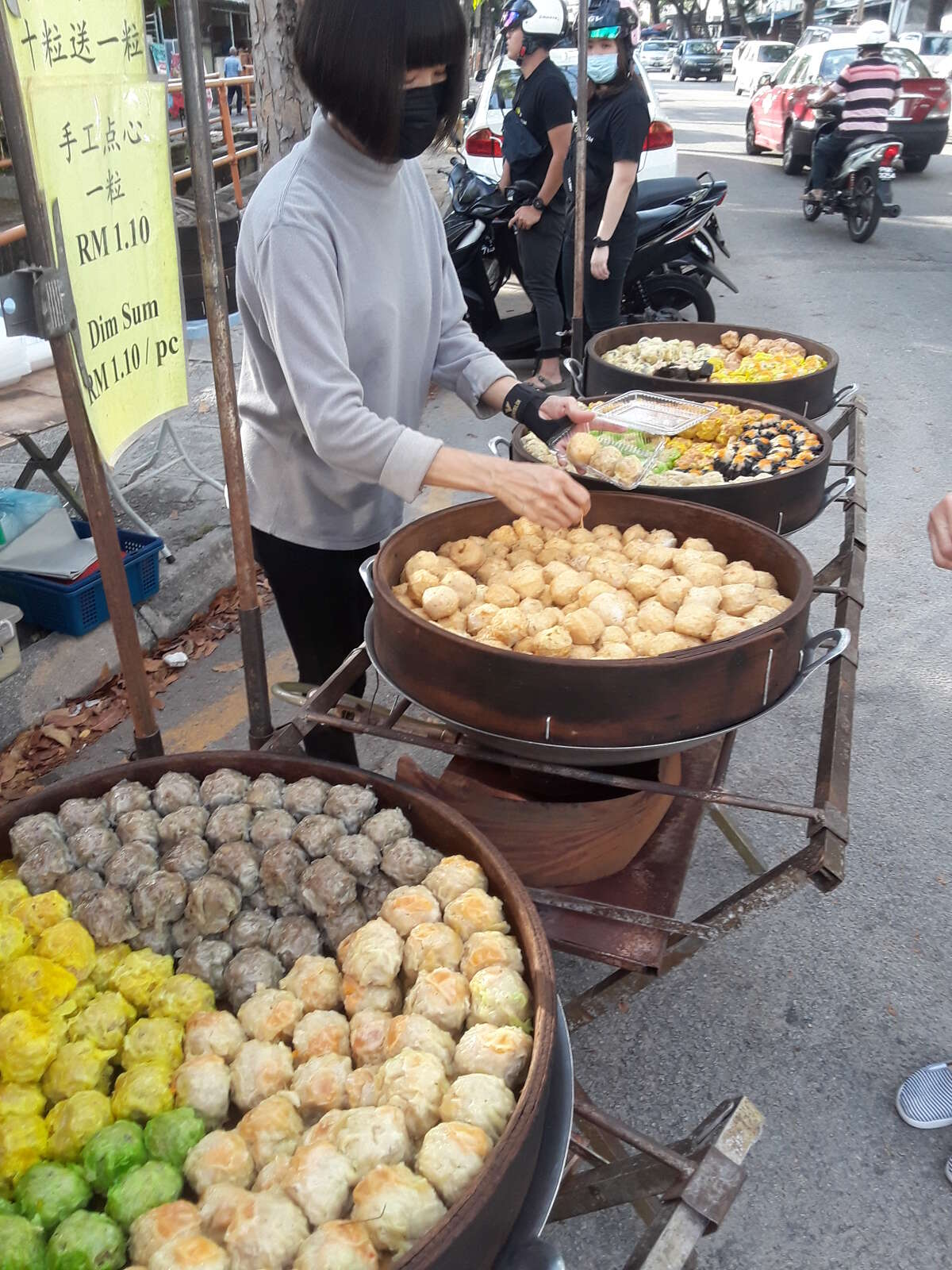Reader Thomas Blakeney sent photos from his February 2020 trip to Vietnam, Malaysia and Hong Kong in the height of the coronavirus crisis.