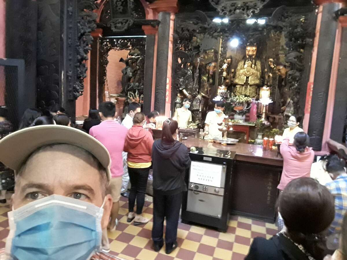 Reader and frequent traveler Thomas Blakeney sent photos from his February 2020 trip to Vietnam, Malaysia and Hong Kong in the height of the coronavirus crisis.