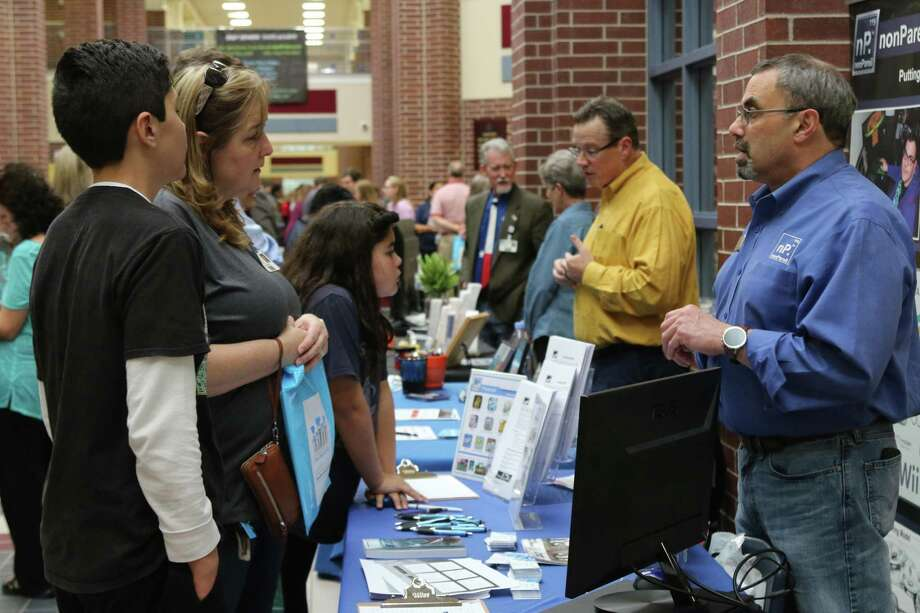 On Thursday, March 5, CISD will be hosting a special education resource and transition fair at College Park High School. Over 80 vendors are expected this year. Photo: Provided