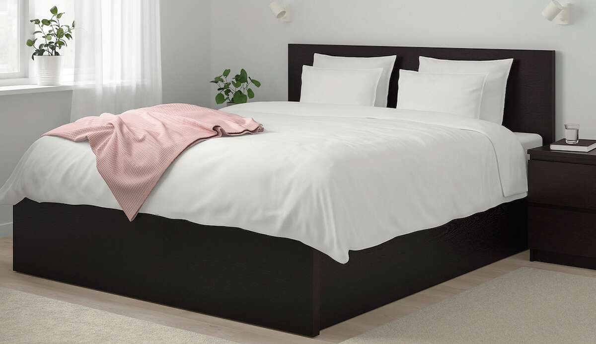 MALM Storage Bed, $499 (Full/Double)