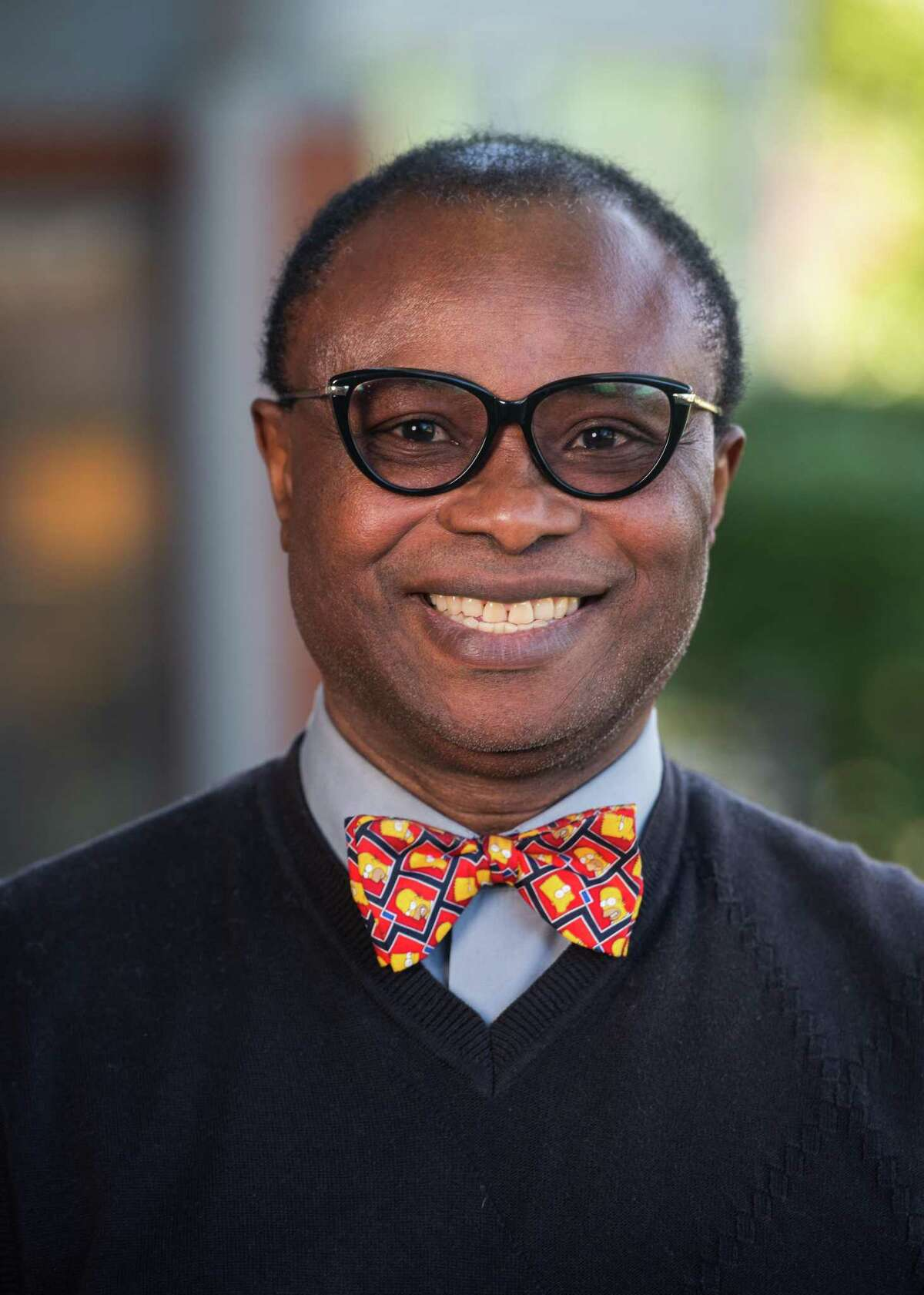 Dr. John Nwangwu, a professor of public health at Southern Connecticut State University